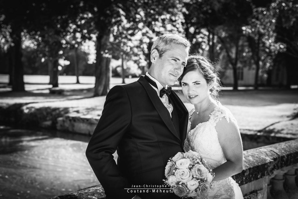Photographe de mariage à Chinon - www.uninstantphoto.com