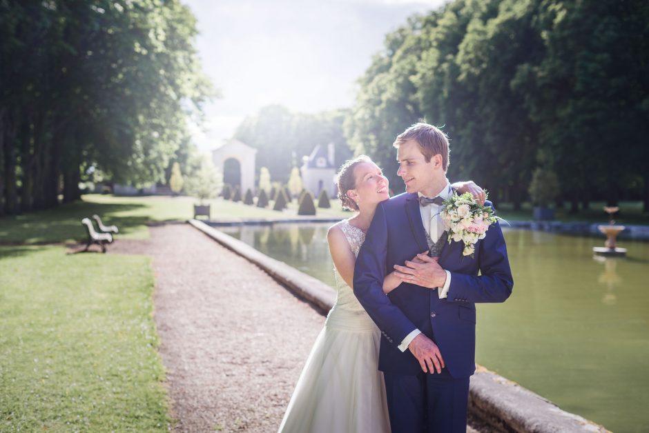 Photographe professionnel de mariage à Chinon