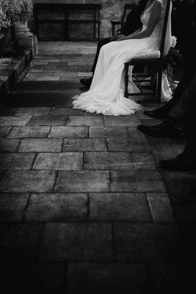 Photographe mariage chinon photo noir et blanc