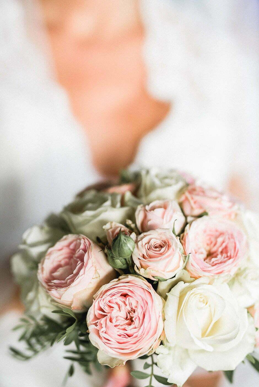 Bouquet de fleurs - mariage en Indre-et-loire