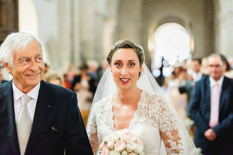 Photographe de mariage Indre-et-Loire collégiale saint-ours