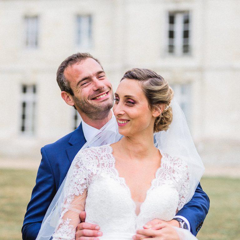 Un couple au château de Saint-Senoch