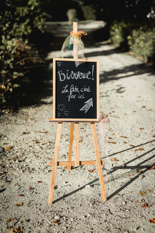 Domaine de la Bergerie réception mariage wedding