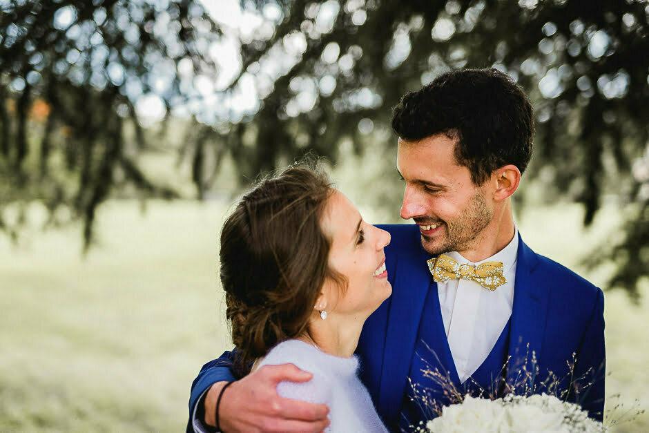 Photographe mariage Tours Domaine de la Bergerie couple