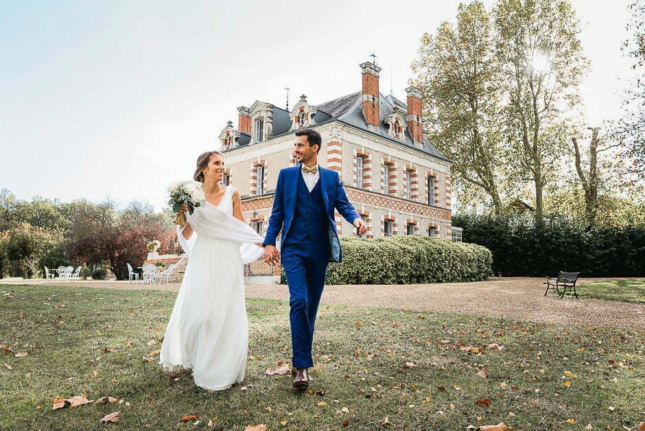 Destination touraine mariage au domaine de la bergerie
