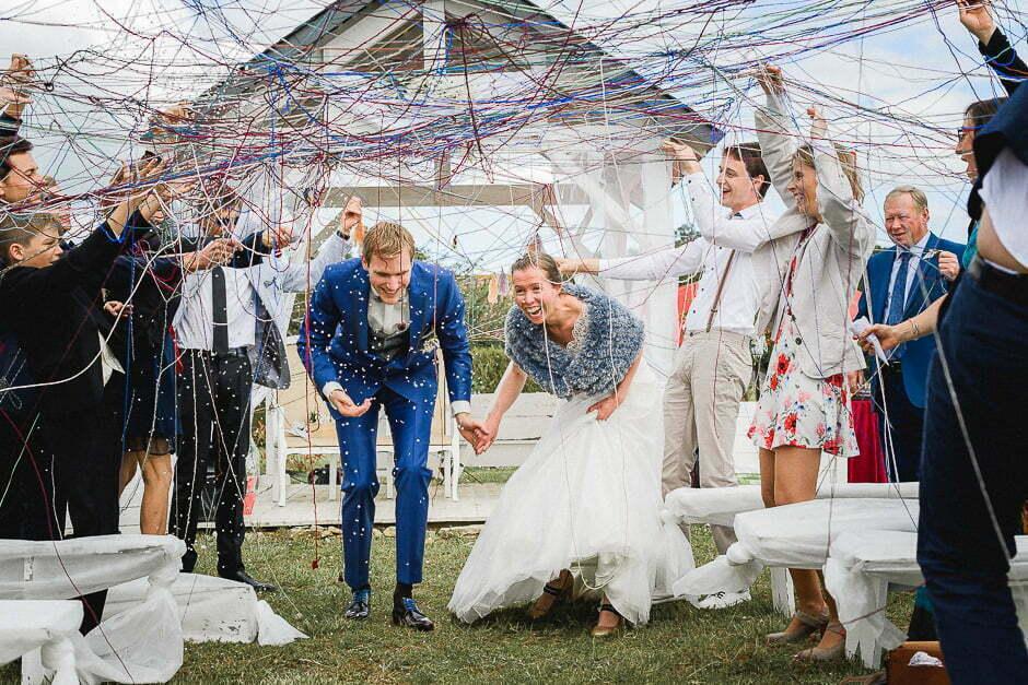 Photographe de mariage pelotes de laines Les Ducs de Richelieu