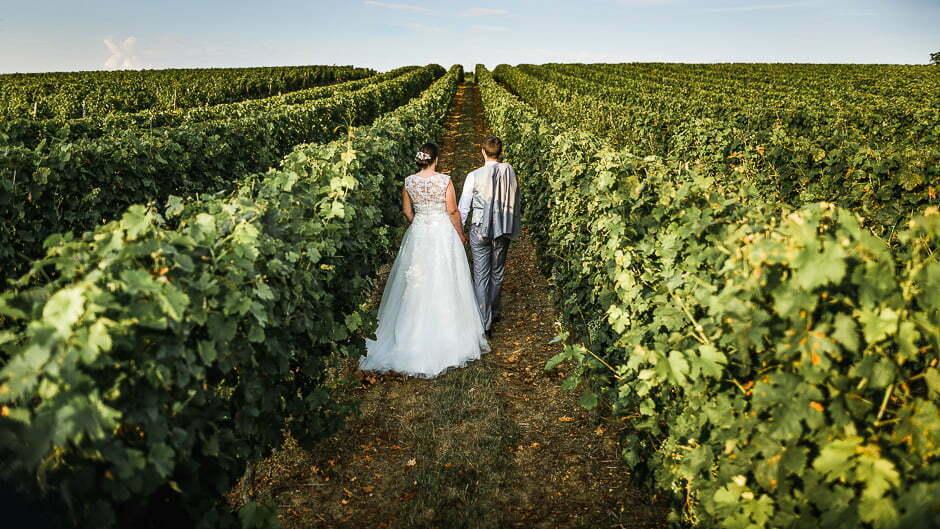 Photographe mariage indre-et-loire tours vignes