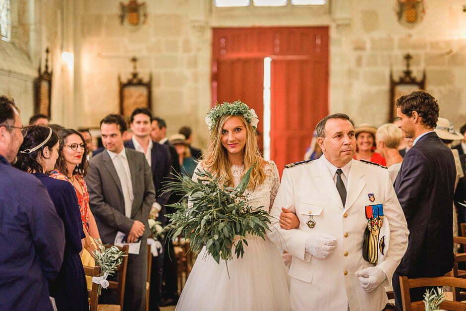 Photographe de mariage cérémonie religieuse