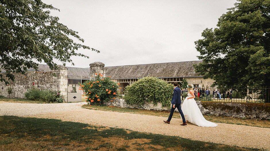 Jean-Christophe COUTAND MEHEUT Photographe de Mariage au Domaine de la volière