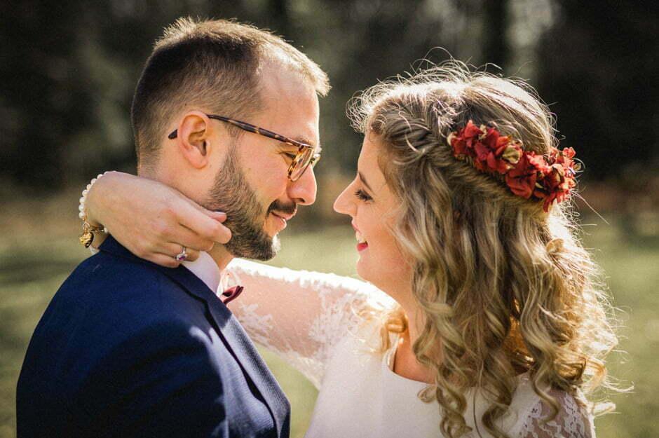 un mariage au domaine de la Trigalière