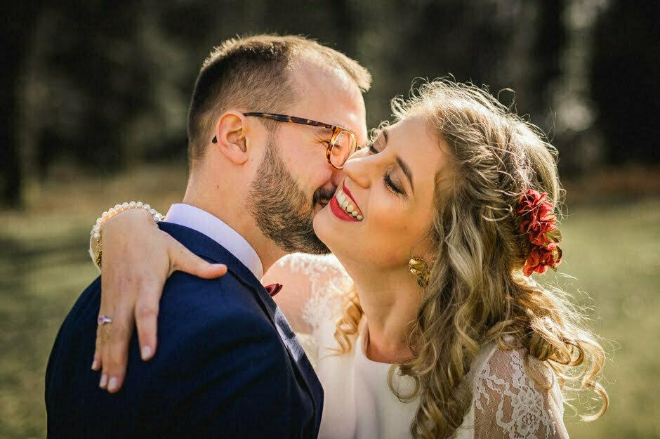 photographe de mariage au domaine de la trigalière