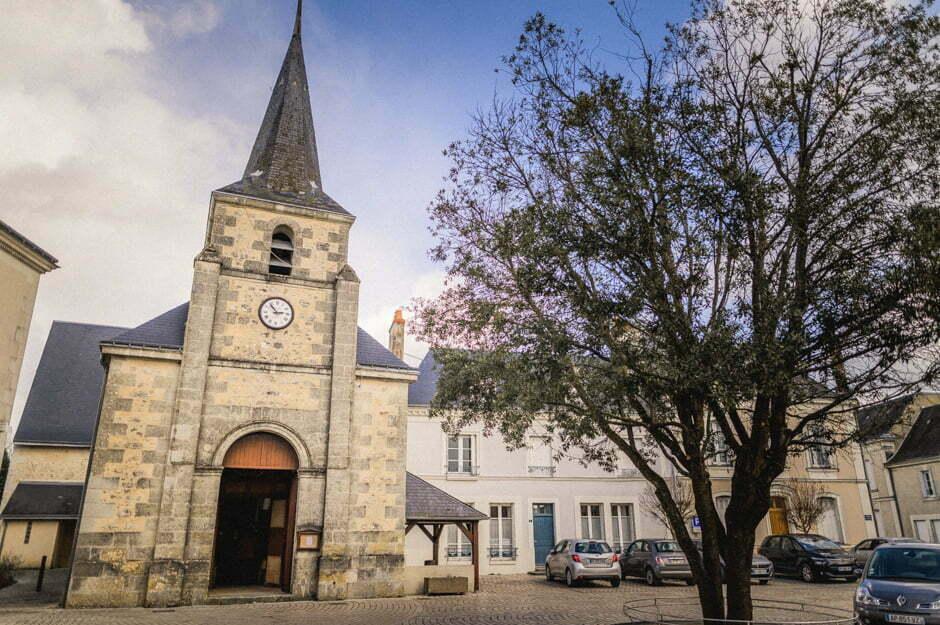 Eglise d'Ambillou
