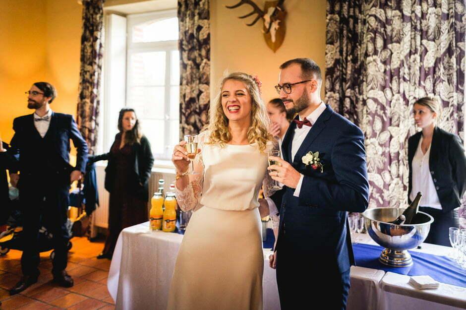 discours du marié au vin d'honneur
