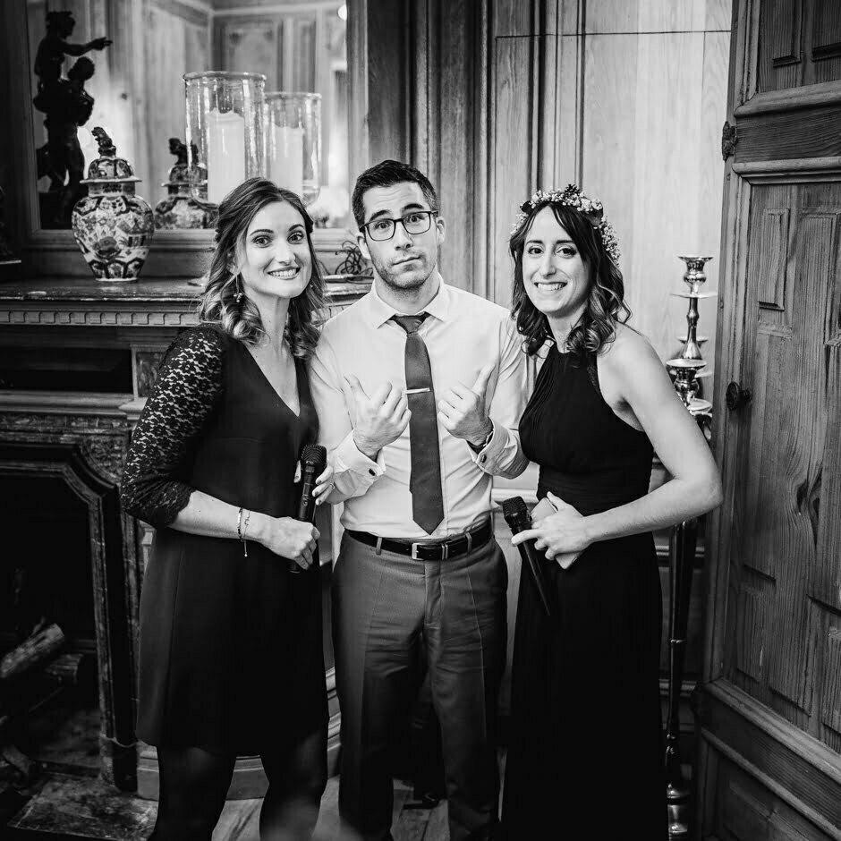 les invités des mariés